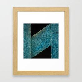 segment 1 Framed Art Print
