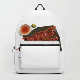 pork bbq Backpack