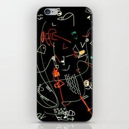 Composizione I negativ iPhone Skin