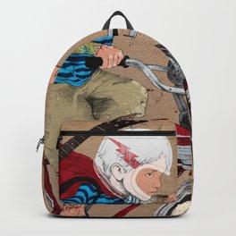 Flash Fiction Backpack
