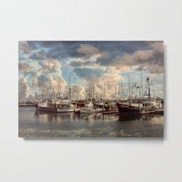 Come Sail Away Metal Print