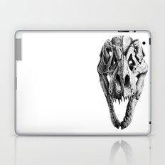 T-Rex Skull Laptop & iPad Skin