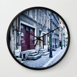 Bucharest Wall Clock