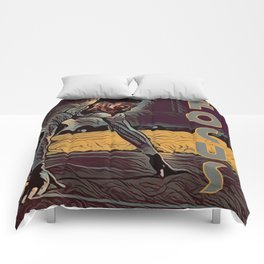 Focus African American Male Comforters