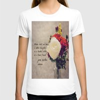 jane austen T-shirts featuring Jane Austen Daughter Emma by KimberosePhotography