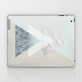 Snow into the forest Laptop & iPad Skin