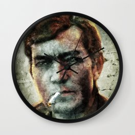 Cortázar Wall Clock