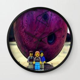 The dude abides - The Big Legowski Wall Clock