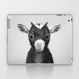 Baby Goat - Black & White Laptop & iPad Skin