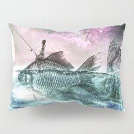 Oceans Inbetween Us Pillow Sham