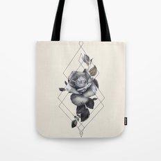 Geo Rose II Tote Bag