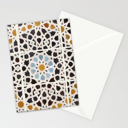 DECORATION MARRAKECH MOROCCO Stationery Cards