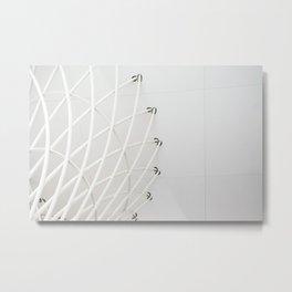 Architectural Detail Metal Print