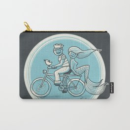 to the beach Carry-All Pouch