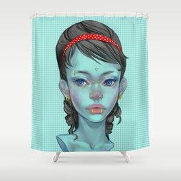 Kitsch Shower Curtain