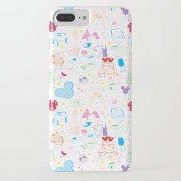 Tasting the Magic - White iPhone Case