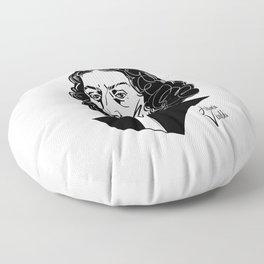 Antonio Vivaldi Floor Pillow