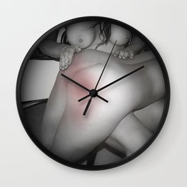 Lesson Wall Clock