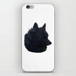 Schipperke iPhone Skin