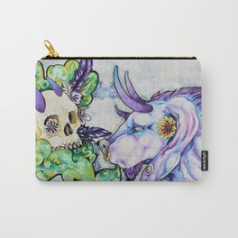 Past Memories Carry-All Pouch