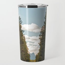 Looking For A Place To Happen Travel Mug