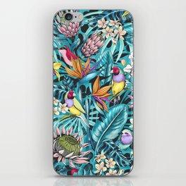 Stand out! (fresh aqua) iPhone Skin