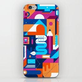 Creative Process iPhone Skin