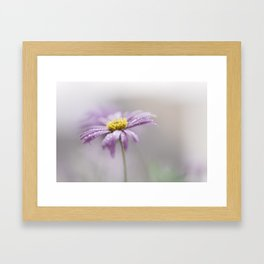 Simple Elegance Framed Art Print