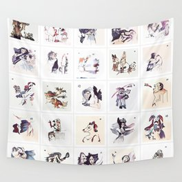 Collection 25 ~ Los Caprichos Wall Tapestry