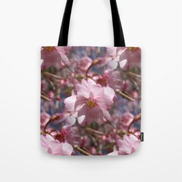 Perfect - Pink Cherry Blossom Tote Bag
