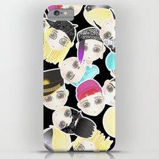 BIGBANG Collage (Black) iPhone 6 Plus Slim Case