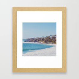 Laguna Shores Framed Art Print