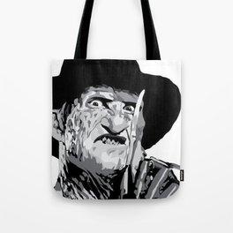 Freddie Krueger Tote Bag