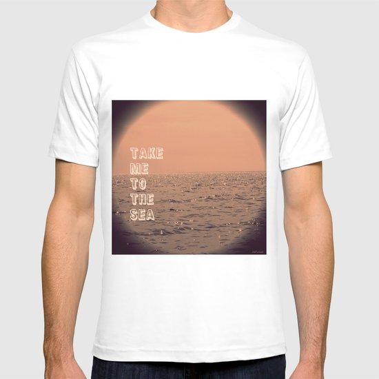 take me to the sea 2 T-shirt