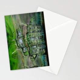 The Ghosthouse Stationery Cards