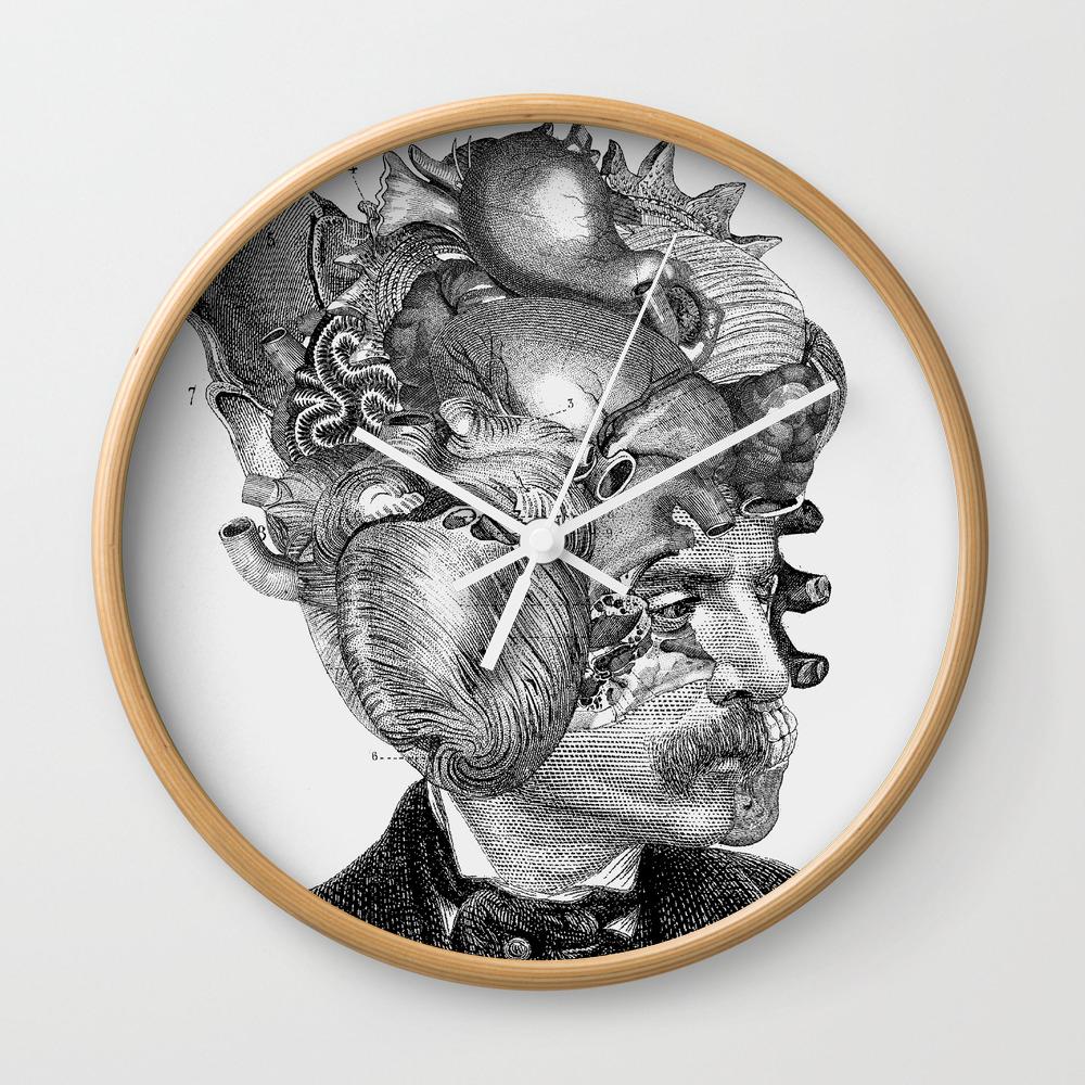Virtual Reality Helmet Wall Clock by Dividus CLK794794