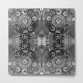 Era geometry VI Metal Print