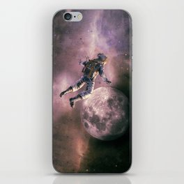 Come to home iPhone Skin