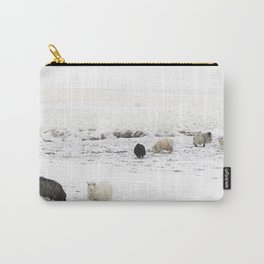 Icelandic Sheep IIII Carry-All Pouch