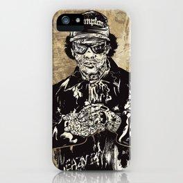 ZombEazy iPhone Case