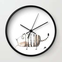 The Great Catch Wall Clock