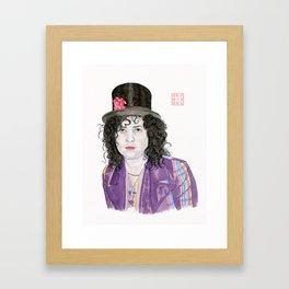 Born to Boogie Framed Art Print