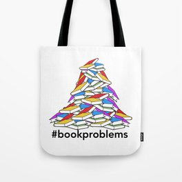 TBR (To Be Read) Pile Tote Bag