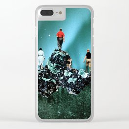 Lightshow Clear iPhone Case