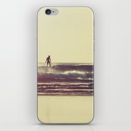 Sunset Surfers iPhone Skin