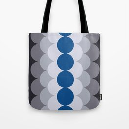 Gradual Lapis Blue Tote Bag