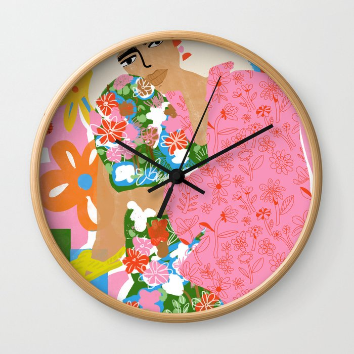 Living in Chaos Wall Clock