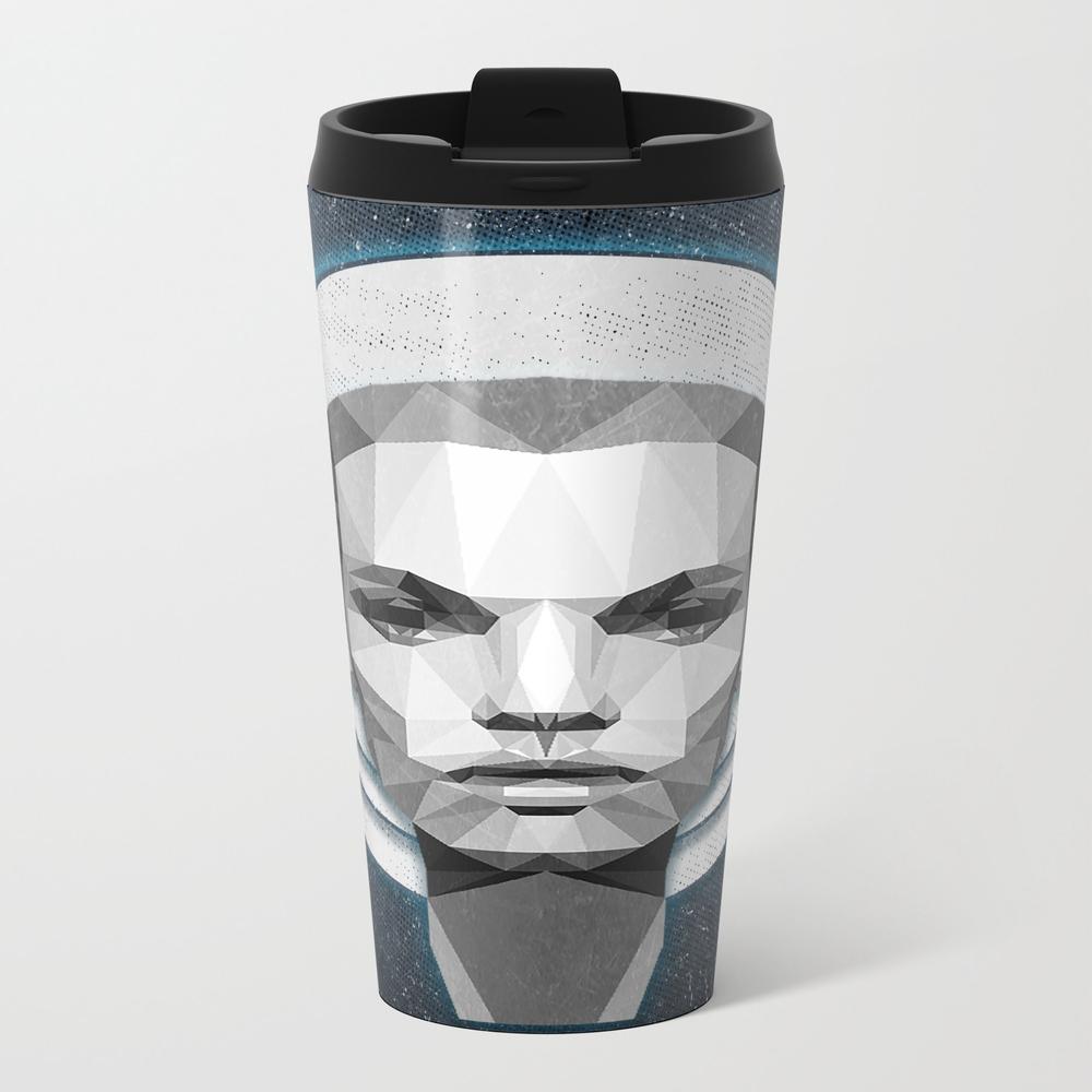 Heads Will Roll Metal Travel Mug by Rosafelix MTM8078635