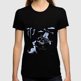 Campfire Cowboy Song T-shirt