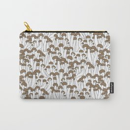 Beech Mushrooms Carry-All Pouch